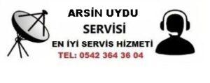 Trabzon Arsin Uydu Servisi