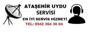 Ataşehir Atatürk Uydu Servisi
