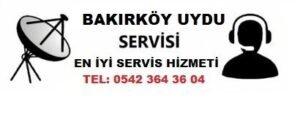 Bakırköy Sakızağacı Uydu Servisi