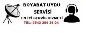 Sinop Boyabat Uydu Servisi
