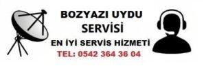 Mersin Bozyazı Uydu Servisi