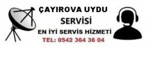 Kocaeli Çayırova Uydu Servisi