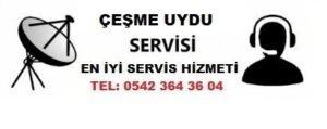 İzmir Çeşme Uydu Servisi
