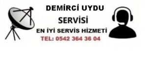 Manisa Demirci Uydu Servisi