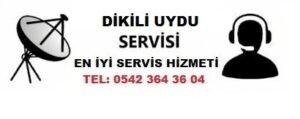 İzmir Dikili Uydu Servisi