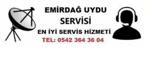afyon emirdağ uydu servisi