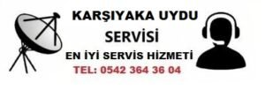 İzmir Karşıyaka Uydu Servisi