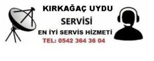 Manisa Kırkağaç Uydu Servisi