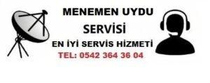 İzmir Menemen Uydu Servisi