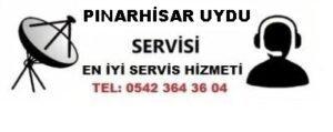 Kırklareli Pınarhisar Uydu Servisi