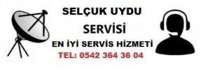 İzmir Selçuk Uydu Servisi