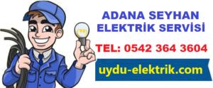 Adana Seyhan Elektrikçi