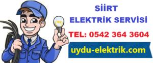 Siirt Elektrik Servisi