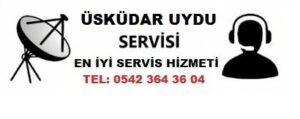 Üsküdar Cumhuriyet Mahallesi Uydu Servisi