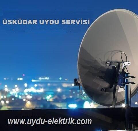 Üsküdar Ünalan Uydu Servisi