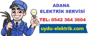 adana elektrik servisi