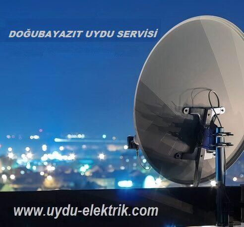 doğubayazıt uydu servisi