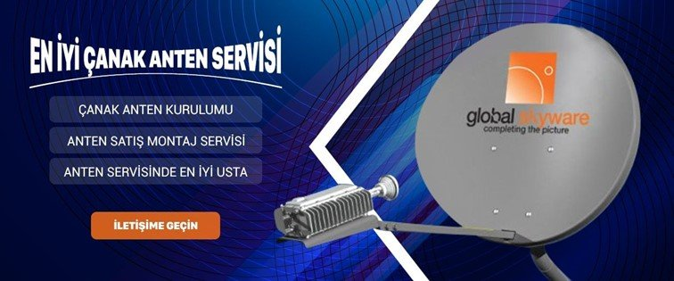 Antalya Finike Uydu Servisi