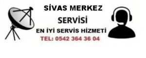 Sivas   Merkez   Uydu Servisi