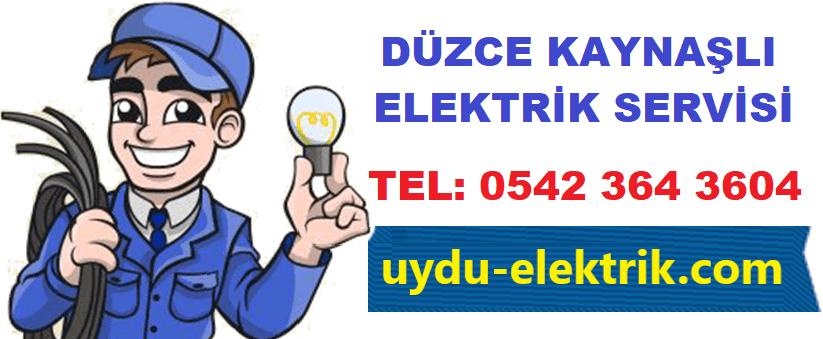 Düzce Kaynaşlı Elektrikçi