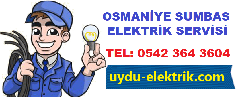 Osmaniye Sumbas Elektrikçi