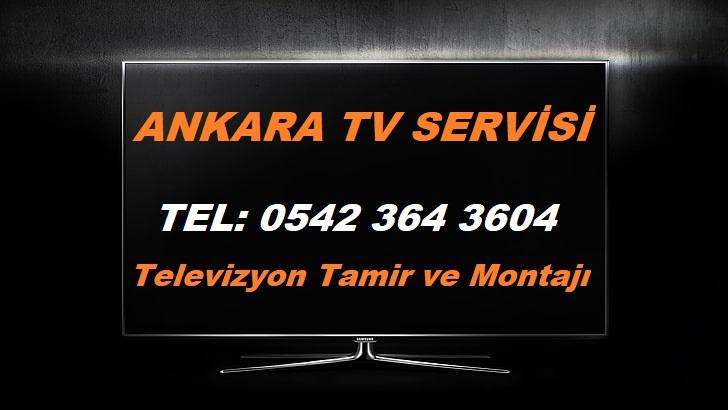Ankara Tv Servisi