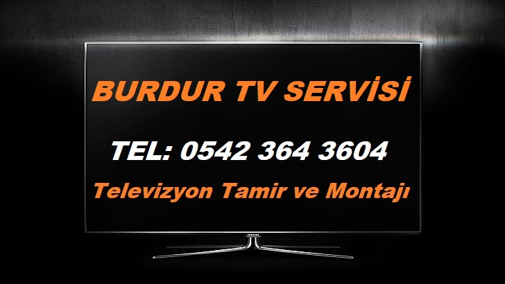 Burdur Tv Servisi