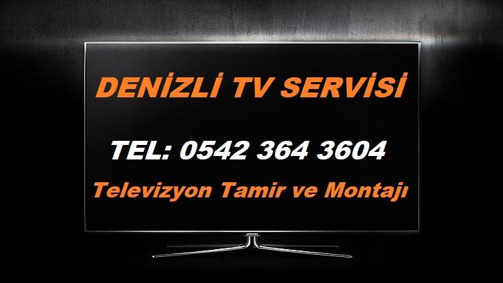 Denizli Tv Servisi
