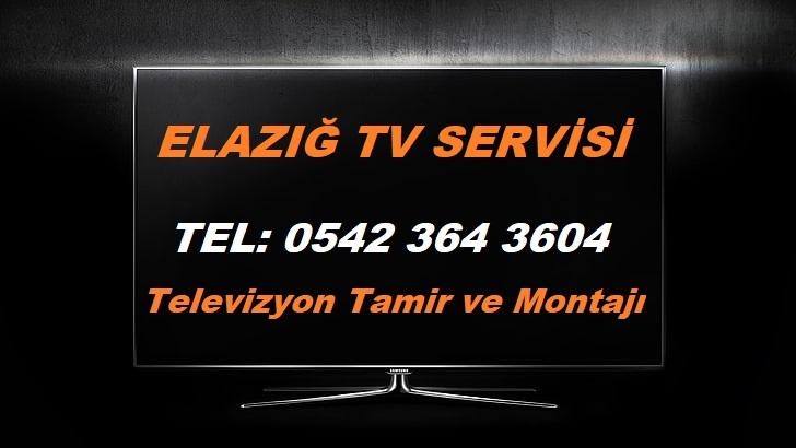 Elazığ Tv Servisi