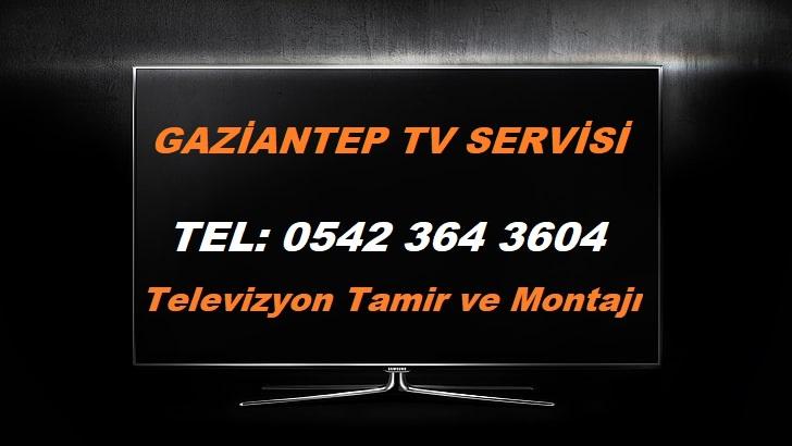 Gaziantep Tv Servisi