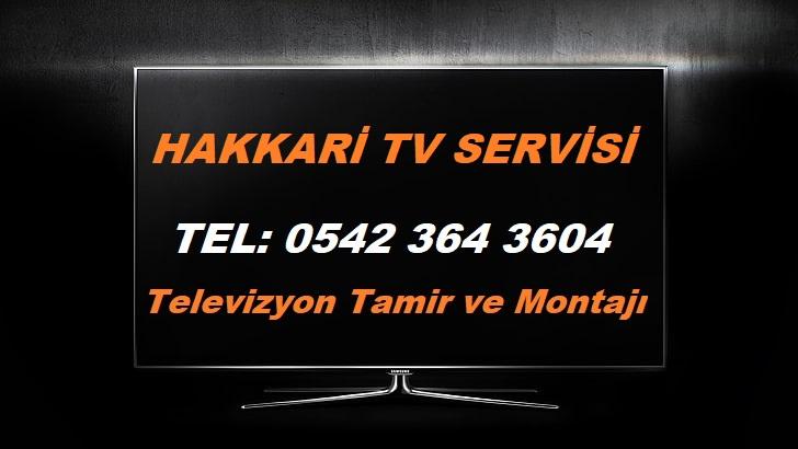 Hakkari Tv Servisi