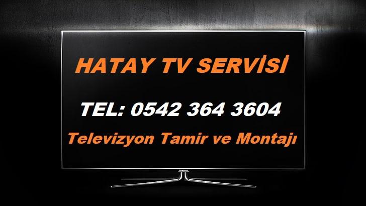 Hatay Tv Servisi