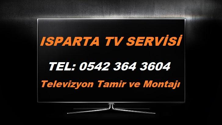 Isparta Tv Servisi