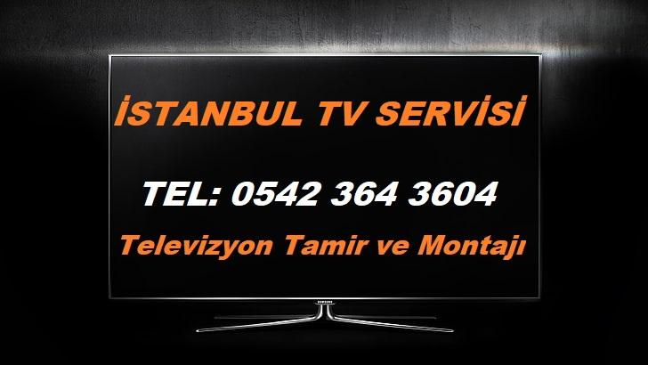 İstanbul Tv Servisi