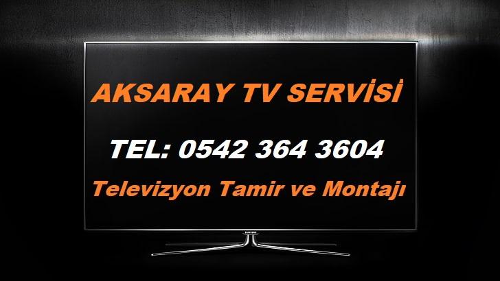 Aksaray TV Servisi