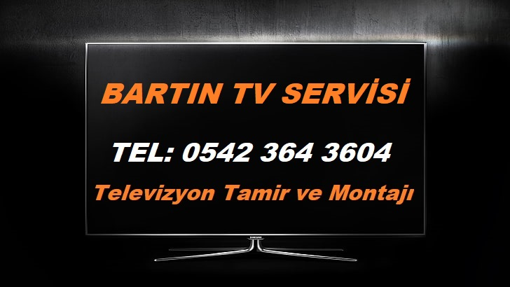 Bartın TV Servisi