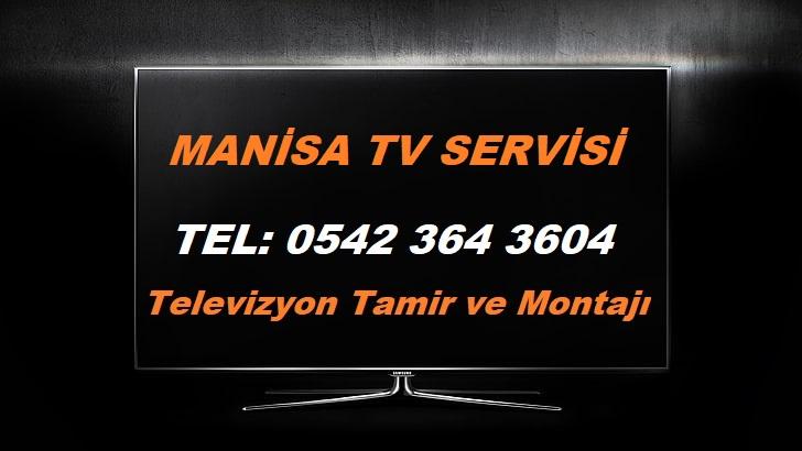 Manisa TV Servisi