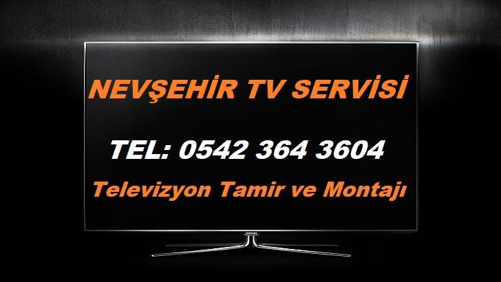 Nevşehir TV Servisi
