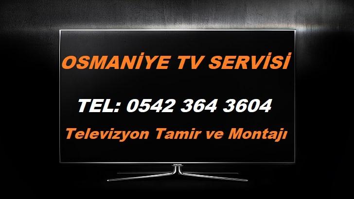 Osmaniye TV Servisi