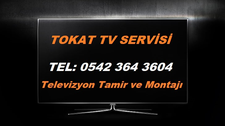 Tokat TV Servisi