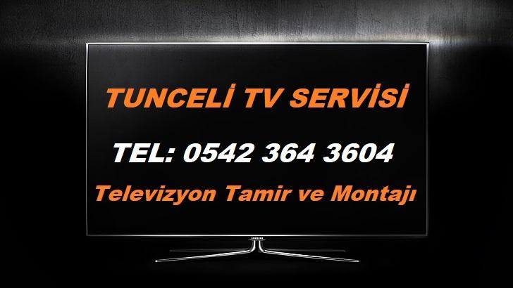 Tunceli TV Servisi